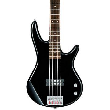 Ibanez Gio GSR105EX 5-String Bass Guitar Black
