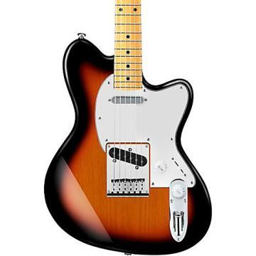 Ibanez Talman Series TM302M Electric Guitar Tri-Fade Burst Maple Fingerboard
