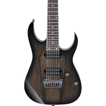 Ibanez RG Prestige RG752LWFX 7 string Electric Guitar Anvil Gray Burst