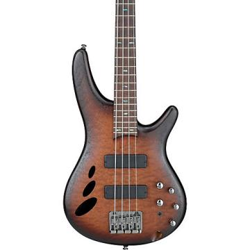 Ibanez SR30TH4 Electric Bass Guitar Flat Natural Browned Burst