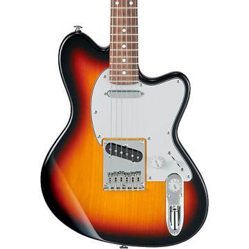 Ibanez Talman Prestige Series TM1702 Electric Guitar Tri-Fade Burst Rosewood Fingerboard