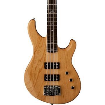 PRS SE Kingfisher Electric Bass Guitar Natural