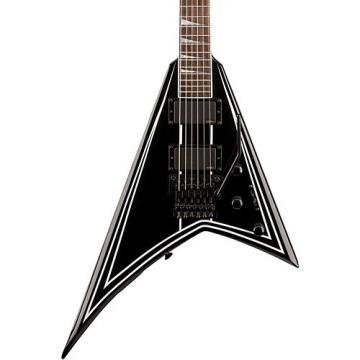 Jackson RRXMG Rhoads Electric Guitar Black With White Pin