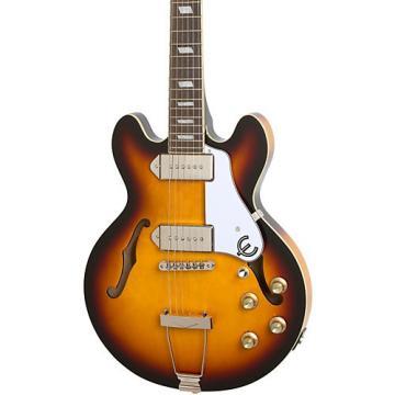 Epiphone Casino Coupe Hollowbody Electric Guitar Vintage Sunburst