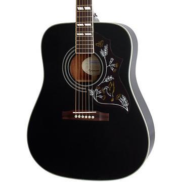 Epiphone Hummingbird PRO Acoustic-Electric Guitar Ebony