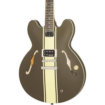 Epiphone Tom Delonge Signature ES-333 Semi-Hollow Electric Guitar Brown Stripe