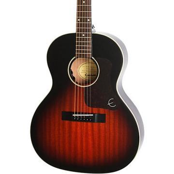Epiphone Limited Edition EL-00 PRO Mahogany Top Acoustic-Electric Guitar Vintage Sunburst