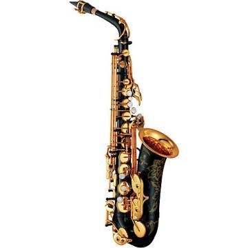 Yamaha YAS-82ZII Custom Z Alto Saxophone Black Lacquer
