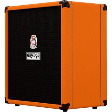 Orange Amplifiers Crush Bass 50 50W 1x12 Bass Combo Amplifier Orange