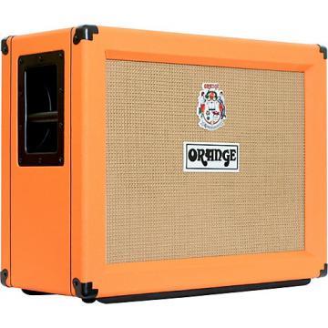 Orange Amplifiers PPC Series PPC212OB 120W 2x12 Open Back Guitar Speaker Cab Black