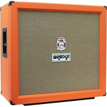 Orange Amplifiers PPC Series PPC412-C 240W 4x12 Guitar Speaker Cabinet Orange Straight