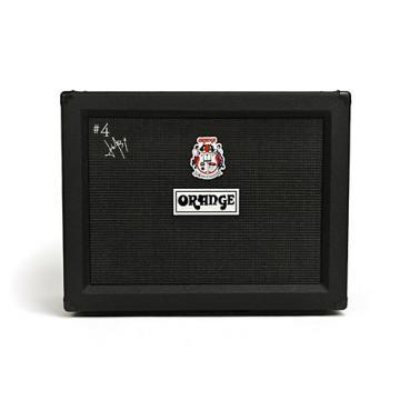 Orange Amplifiers PPC Series PPC212 Jim Root #4 Signature 2x12 120W Closed-Back Guitar Speaker Cabinet