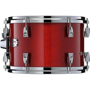 """Yamaha Absolute Hybrid Maple Hanging 13"""" x 10""""  Tom 13 x 10 in. Red Autumn"""