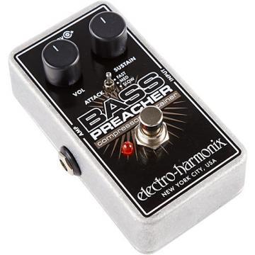 Electro-Harmonix Bass Compressor/ Sustainer