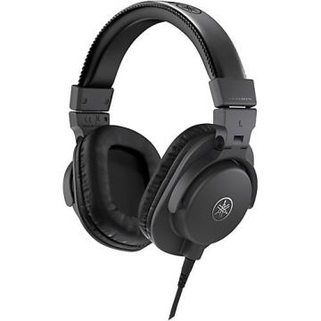 Yamaha HPH-MT5 Monitor Headphones Black