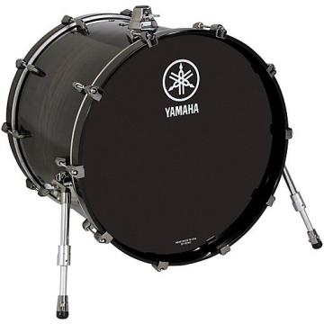 Yamaha Live Custom Bass Drum 18 x 14 in. Black Wood