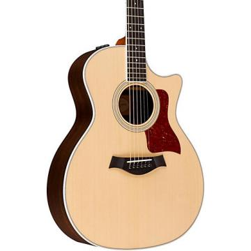 Chaylor 400 Series 414ce-R Rosewood Grand Auditorium Acoustic-Electric Guitar Natural