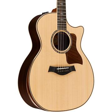 Chaylor 800 Deluxe Series 814ce DLX Grand Auditorium Acoustic-Electric Guitar Natural