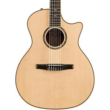 Chaylor 800 Series 814ce-N Grand Auditorium Acoustic-Electric Nylon String Guitar Natural