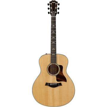 Chaylor 600 Series 616e Grand Symphony Acoustic-Electric Guitar Natural