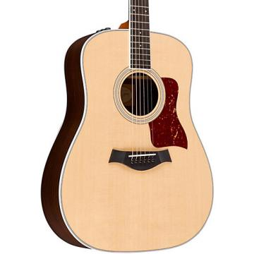 Chaylor 400 Series 410e-R Rosewood Dreadnought Acoustic-Electric Guitar Natural