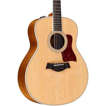 Chaylor 400 Series 458e Grand Orchestra 12-String Acoustic-Electric Guitar Gloss