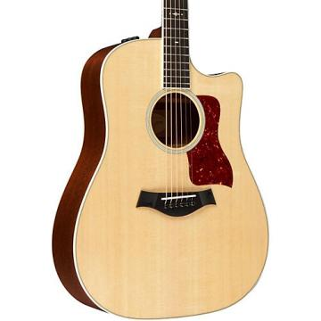 Chaylor 500 Series 510ce Dreadnought Acoustic-Electric Guitar Medium Brown Stain