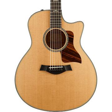 Chaylor 600 Series 616ce Grand Symphony Acoustic-Electric Guitar Natural