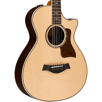 Chaylor 800 Series 812ce 12-Fret Grand Concert Acoustic-Electric Guitar