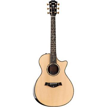 Chaylor Presentation Series PS12ce Dreadnought Macassar Ebony Acoustic-Electric Guitar