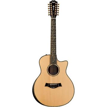 Chaylor Presentation Series 2014 PS56ce 12-String Grand Symphony Acoustic-Electric Guitar Natural