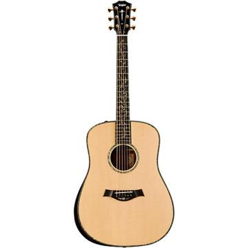 Chaylor Presentation Series 2014 PS10e Dreadnought Acoustic-Electric Guitar Natural