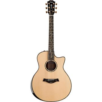 Chaylor Presentation Series PS16ce Grand Symphony Macassar Ebony Acoustic-Electric Guitar