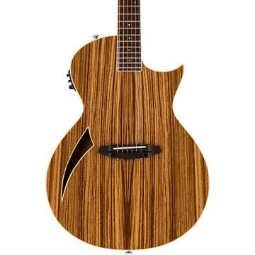 ESP LTD Thin Line 6-String Electric Bass Guitar Natural