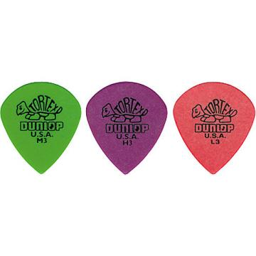 Dunlop Tortex Jazz Guitar Pick Medium 3 Dozen
