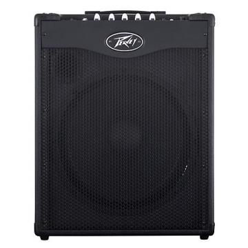 Peavey Max 115 II 1x15 300 W Bass Combo Amp Black