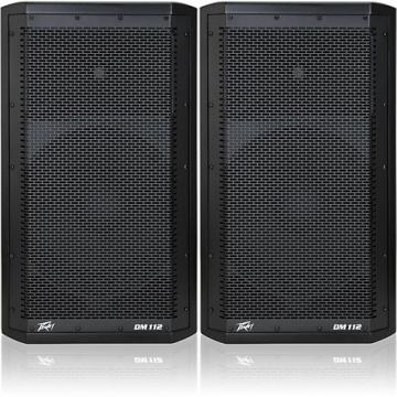 Peavey Dark Matter DM 112 Powered Speaker Pair
