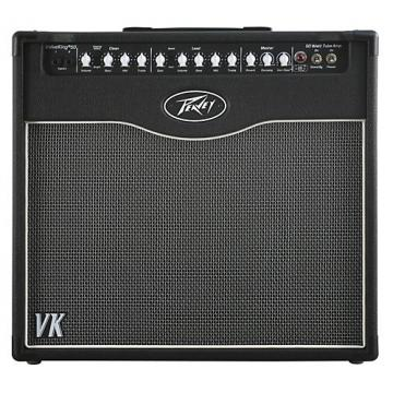 Peavey ValveKing II 50 50W 1x12 Tube Guitar Combo Amp Black