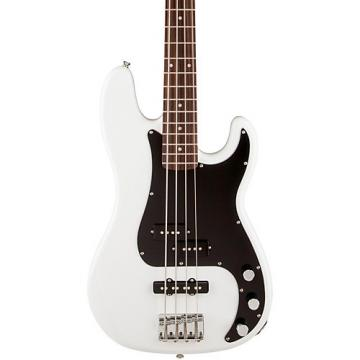 Squier Affinity Series Precision Bass PJ, Rosewood Fingerboard Olympic White Rosewood Fingerboard
