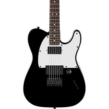 Squier Jim Root Signature Telecaster Electric Guitar Black Rosewood Fretboard