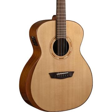 Washburn Comfort Series Grand Auditorium Acoustic-Electric Guitar Natural