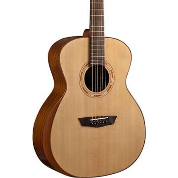 Washburn WCG10SNS Comfort Series Grand Auditorium Acoustic Guitar Natural