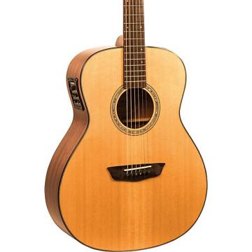 Washburn Woodlline Series WLO100SWEK Orchestra Acoustic-Electric Guitar Natural