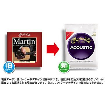 Martin M2000 Marquis Phosphor Bronze Acoustic Strings, Extra Light