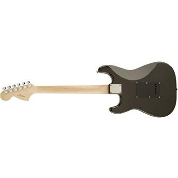 Squier by Fender Affinity Stratocaster Beginner Electric Guitar HSS - Rosewood Fingerboard, Montego Black