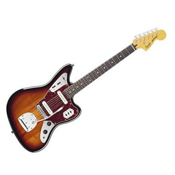 Fender Squier Vintage Modified Jaguar Guitar Rosewood Sunburst