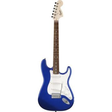 Squier Affinity Stratocaster Rosewood, Metallic Blue