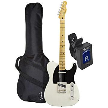 Squier Classic Vibe Telecaster '50s (Vintage Blonde Maple) w/ Fender Gig Bag and Tuner