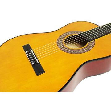 "Martin Smith W-560-N Classical Guitar 3/4 Size 36"" for Children, Natural"