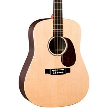 Martin X Series 2015 DX1RAE Dreadnought Acoustic-Electric Guitar Natural